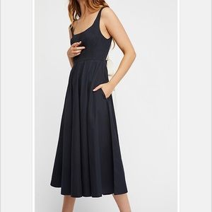 Free People Latest Obsession MIDI Dress